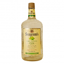 SEAGRAMS LIME TWISTED GIN LTR