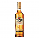 BACARDI GOLD GLASS 1.75