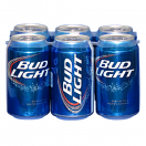 BUD LIGHT 6CAN