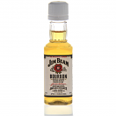 JIM BEAM WHITE LABLE 50ML