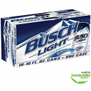 BUSCH LIGHT 16OZ 18CAN