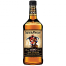 CAPTAIN MORGAN 100 PROOF SPICED LTR