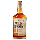WILD TURKEY 81 LTR