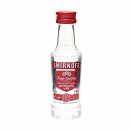 SMIRNOFF #21 VODKA 50 ML