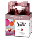 SUTTER HOME MOSCATO 187ML 4PK