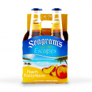 SEAGRAMS FUZZY NAVEL 4PK