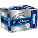 BUD LIGHT PLATINUM 12CAN