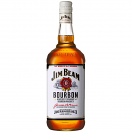 JIM BEAM WHITE LABLE 750