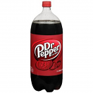 COKE DR. PEPPER 2LTR