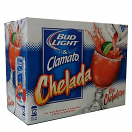 BUD LIGHT CHELADA 8OZ 12CAN