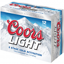 COORS LIGHT 12CAN