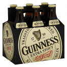 GUINNESS EXTRA STOUT 6NR