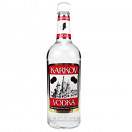 KARKOV VODKA 750