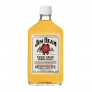JIM BEAM WHITE WHISKY PLASTIC 375ML